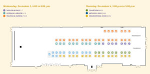 Poster Schedule – Library Assessment Conference
