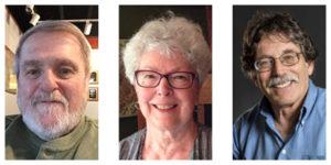 Bill Wilson, Ethel Himmel, Steve Hiller