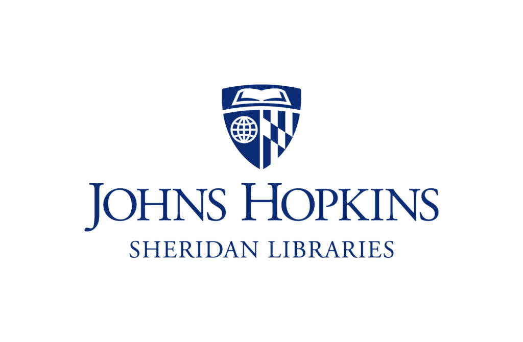 Johns Hopkins, Sheridan Libraries logo