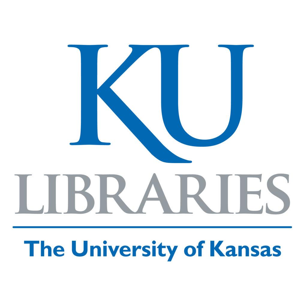 The University of Kansas Libraries logo