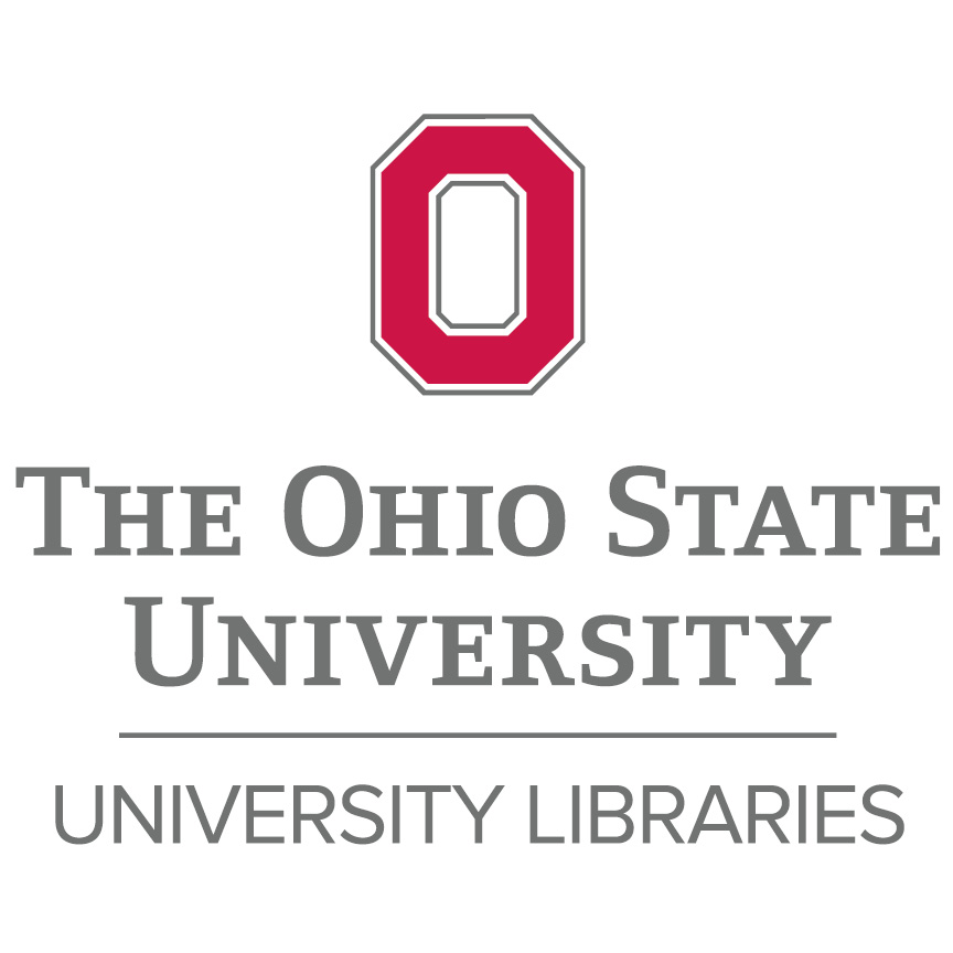 The Ohio State University, University Libraries logo